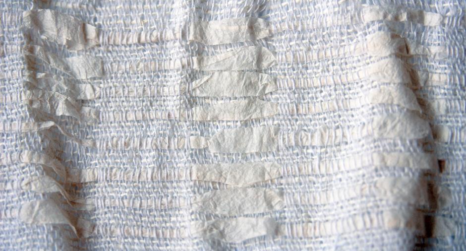 PaperPhine: Papiergewebe