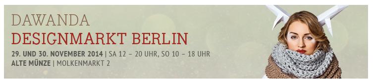 PaperPhine: DaWanda Designmarkt Berlin 2014