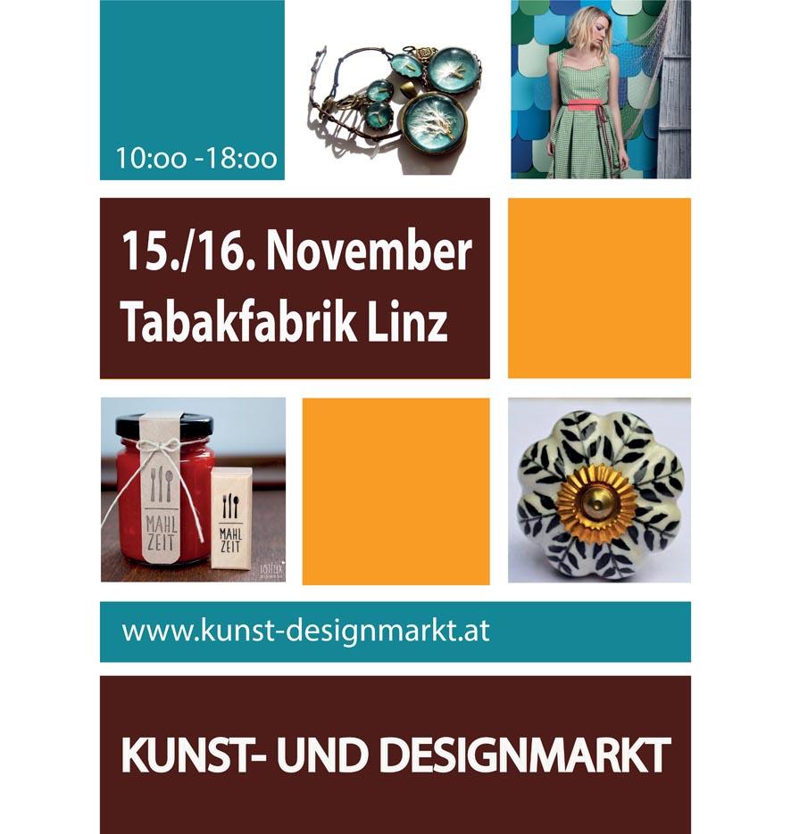 PaperPhine beim Kunst- und Designmarkt Linz