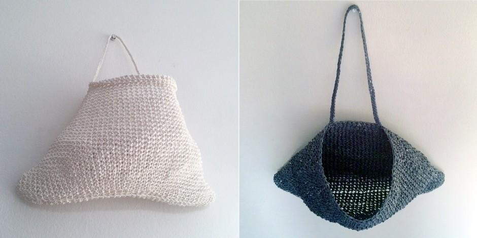 PaperPhine - Papierkordel: Korb - Korbflechten - Körbe - Mrs. Wabi - Baskets - Papierschnur - Papierkordel