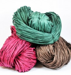 PaperPhine: Paper Raffia - Neue Farben - Papierkordel - Papierbast