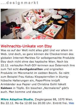 Stadtspionin - PaperPhine - Mikromarkt