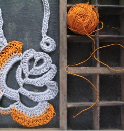 PaperPhine - WearitCrochet - Crochet - Paperjewelry - Paperyarn - Penny Chorafa - 01 Beitragsbild
