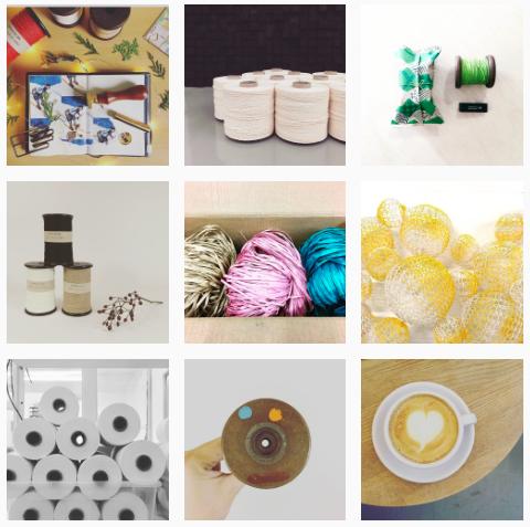 PaperPhine Instagram - Papierschnur - Papierkordel - Papiergarn