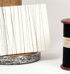 PaperPhine - Black Paperyarn - Papertwine