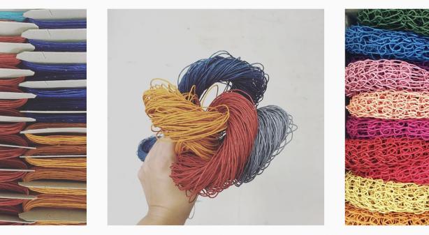 PaperPhine: Papiergarne und Papierschnüre -  Instagram